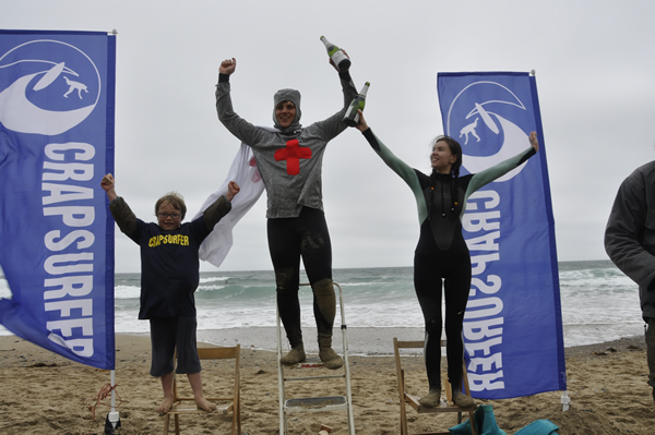 The 3rd World Championship of Crap Surfing